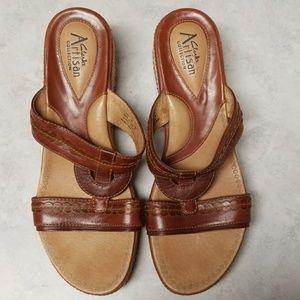 Clark's artisan collection sandals